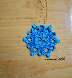 Quilling by Ada: Ornamente Craciun