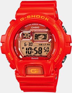 BLUETOOTH WATCH - G-SHOCK - CASIO