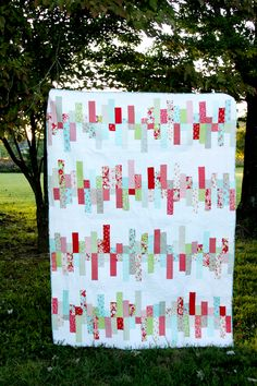 randome-reflections-ruby-quilt