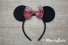 Disney Mickey's Very Merry Christmas Party Minnie Inspired