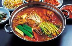 Cómo preparar tortas de arroz coreanas                              …