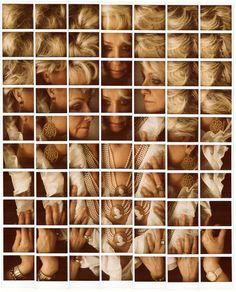 Maurizio Galimberti. Polaroid mosaics.