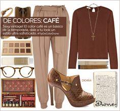 Un color que jamás pasará de moda: el café, porque con él puedes verte increíblemente sexy, atemporal y ultra sofisticada. Conoce la colección Caimán y únete a la tendencia de este color.