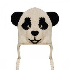 Bonnet Happyeti, panda