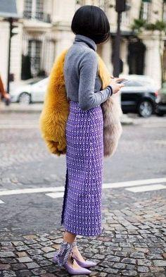 We love lavender! See this season's biggest trends.