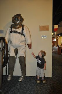 River Discovery Center in Paducah, Kentucky