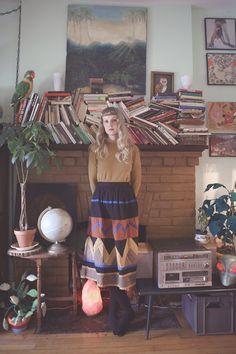 Boots & Pine: Alicia Nauta in Bloorcourt.