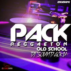 descargar Pack Reggaeton Dj Sound Goku   descargar pack de musica remix