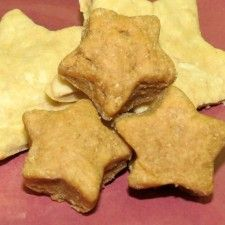 Homemade Peanut Butter Dog Treats [EDIT: made this!]
