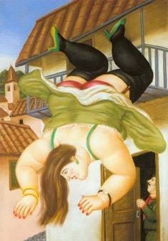 Fernando Botero from Colombia