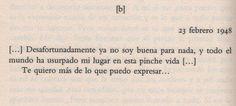 Las palabras de Frida Kahlo gritaban amor a cada letra, cada línea mostraba, al igual que sus pinturas, a una mujer con un profundo amor pese a lo que le tocó vivir.