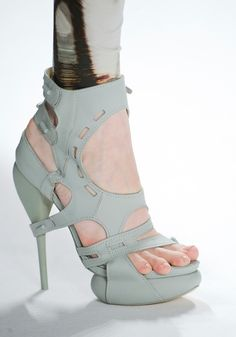 Feeling inspired by Vera Wang Shoes