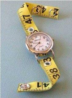 une montre originale