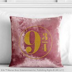 Harry Potter Pillow!