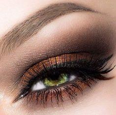 Eye #makeup - Smoky eyes