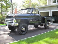 '66 Chey K20 Long Bed Step Side 4x4, 15,895 miles