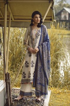 Ethnic by Outfitters Fancy Winter Dresses Casual Shirts Designs 2020 Collection consists of linen khaddar shawl dresses, velvet suits, stitched kurtis Winter Dresses, Casual Dresses, Winter Suit, Velvet Suit, New Trends, Casual Shirts, Shirt Designs, Kimono Top, Cute Outfits