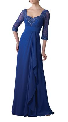 Butterfly Paradise Prom Dresses Chiffon Mother of the Bride Dresses Plus Size Dresses