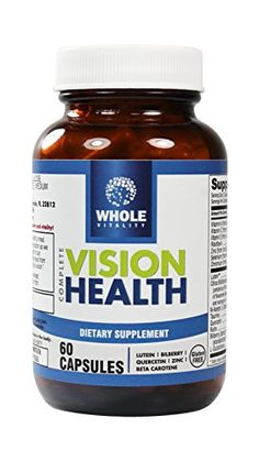 Complete Vision Health with FloraGLO Lutein 15 Essential Eye Vitamins for Macular Care 60 Capsules ** You can get additional details at the affiliate link Amazon.com.