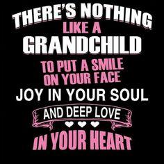 A Grandchild To Love ...