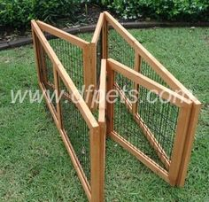 Enclosure Rabbit Run 2011 - Buy Rabbit Run,Wooden Rabbit Cage,Pet ...