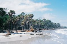 Hunting Island State Park, Beaufort, SC.  One of my favorite places.  We try to take the kids at least twice a year.  (for my memories)