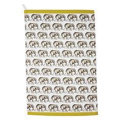 Buy Harlequin Savannah Tea Towel Online at johnlewis.com