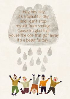 It's a beautiful day -Michael Buble-