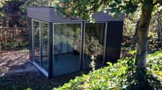 Tiny House Meets Small Business with This Home Office Twist