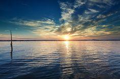 Last Summer Sunset by chibitomu