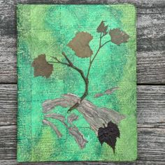 One of a Kind Nature Inspired Writing Journal