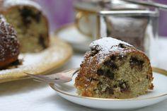 NYT Cooking: Banana Chocolate-Chip Tea Cake