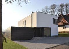 Einfamilienhaus OE   Fachwerk4   Architekten BDA