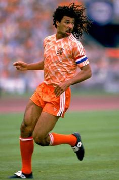 Retro Football, Vintage Football, Football Soccer, Football Players, Ruud Gullit, Germany Football, My Dream Team, European Championships, Free Photos