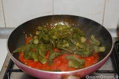 Peperoncini verdi... E puparulill verd alla napoletana.