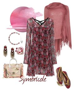 """""""Rosa"""" by symbricole on Polyvore featuring mode, Fraas, Alex and Ani, Gucci et Diane Von Furstenberg"""