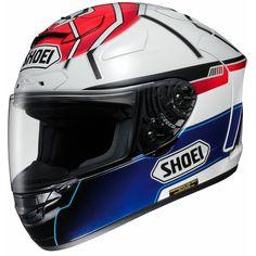 Sale on New Shoei Motegi Marquez X-Twelve Street Bike Motorcycle Helmet 2014 - Motorhelmets