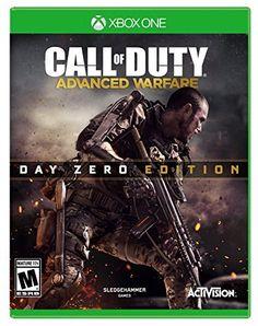 Call of Duty: Advanced Warfare Day Zero Edition - Xbox One by Activision Inc., http://www.amazon.com/dp/B00K308KF4/ref=cm_sw_r_pi_dp_fSkuub0K4HSCX