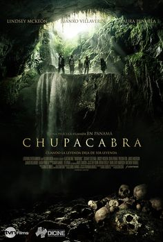 Chupacabra — Filmada en Panamá