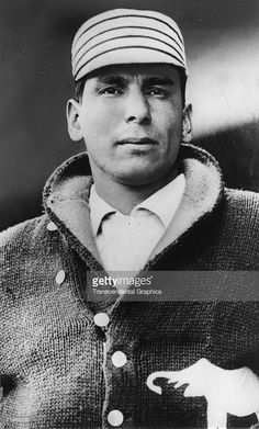 Chief Bender, pitcher for the Philadelphia Athletics, poses for a portrait in Philly around Old Baseball Cards, Baseball Photos, Sports Photos, Philadelphia Athletics, Philadelphia Sports, America's Pastime, Beauty Beast, Maria Sharapova, Baseball Players