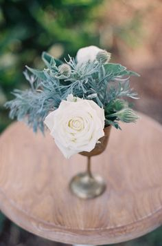 Rustic flowers: http://www.stylemepretty.com/2014/02/10/rustic-chic-australian-shoot-at-gurragawee/ | Photography: Feather & Stone - http://featherandstone.com.au/