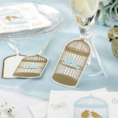 Wedding - Favour Tags - Large - To Have and To Hold