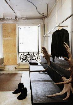 Rick Owens Paris Home