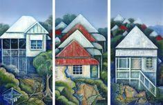 Queensland Art for a Queensland home!