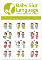 baby sign language dictionary.  I love this site! I've been using it for over 2 years!
