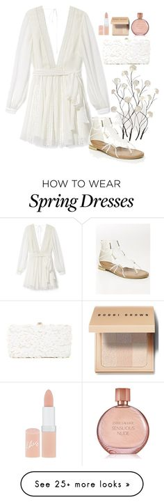 """""""Soft Spring"""" by jilld727 on Polyvore featuring Rebecca Minkoff, Lane Bryant, Universal Lighting and Decor, Bobbi Brown Cosmetics, Rimmel, Estée Lauder and Deux Lux"""
