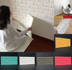 New at Lazaara the 100 Piece 3D Foam Stone Brick for only  4,19 €  you safe  25%.  Natural flair in your home3D foam brick - self-adhesive wallpaperPlease select color and quantity!   https://www.lazaara.com/en/home-decor/13991-100-piece-3d-foam-stone-brick.html  #Lazaara #Amazing #Shopping #AmazingShopping #LazaaraAmazingShopping