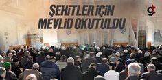 Samsun'un Salıpazarı İlçesi'nde Şehidler İçin Mevlid Okutuldu