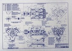 26 best blueprints images on pinterest engine motor engine and clock engine blueprint google search malvernweather Images