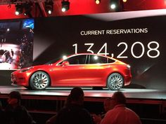 Three days ago, when Global Equities Research projected more than 300,000 reservations for the Tesla Model 3 electric car by the start of this week, that number seemed outlandish. And yet, by the end of Saturday, the global total had reached 276,000, according to a tweet by Tesla CEO Elon Musk...